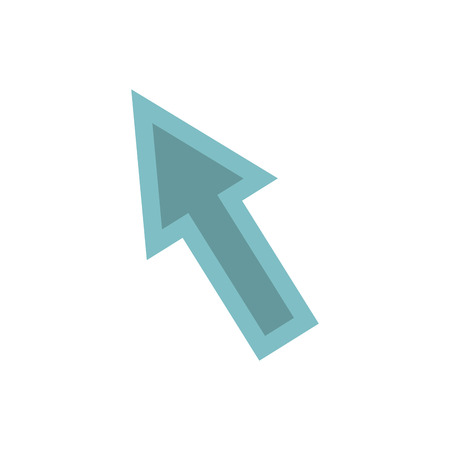 Rate rising up arrow finance commerce vector illustration