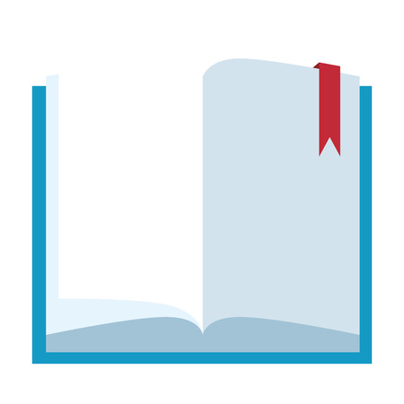 text book isolated icon vector illustration design 向量圖像