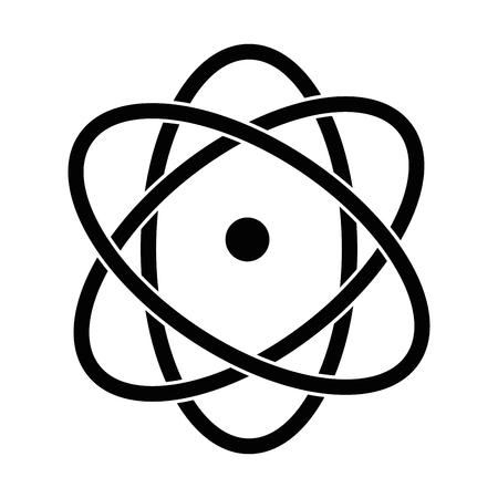 Atom-Molekül isoliert Symbol Vektor-Illustration, Design, Standard-Bild - 89251385