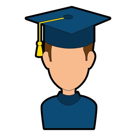 Avatar avatar icône du design vecteur illustration de caractère Banque d'images - 89251762
