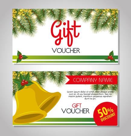 Gift Gift Gift Gift Card illustrazione vettoriale illustrazione grafica Archivio Fotografico - 89372776