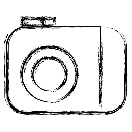 photographic camera isolated icon vector illustration design Stok Fotoğraf - 89500574