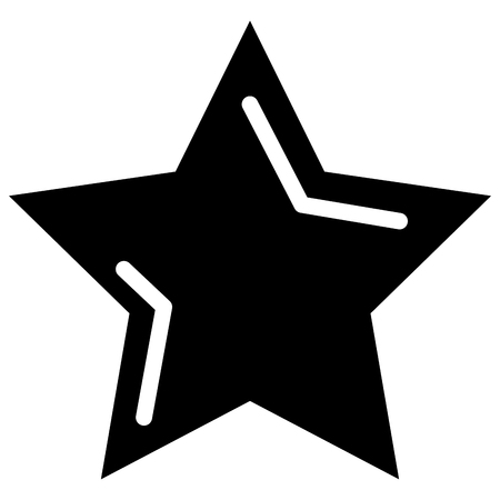 Star icon design.