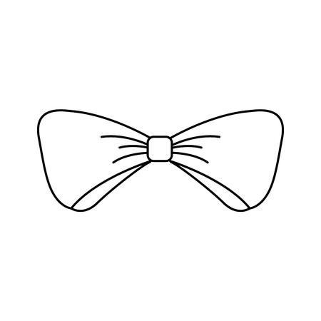 White ribbon icon.
