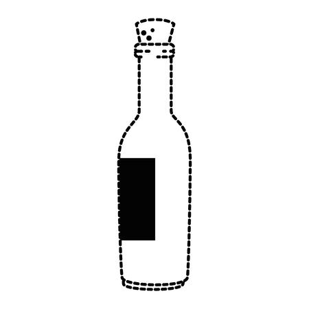 Icône de pot de poivre. Banque d'images - 89551015