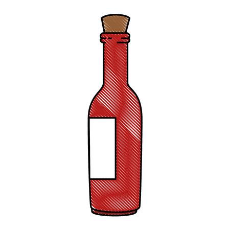 peper pot geïsoleerd pictogram vector illustratie ontwerp