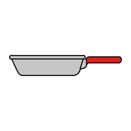 kitchen pan isolated icon vector illustration design Banco de Imagens - 89532180
