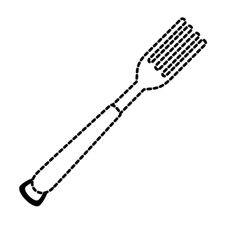foek cutlery isolated icon vector illustration design Illustration