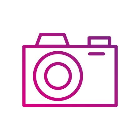 Fotocamera flash fotocamera flash illustrazione vettoriale illustrazione Archivio Fotografico - 89751822