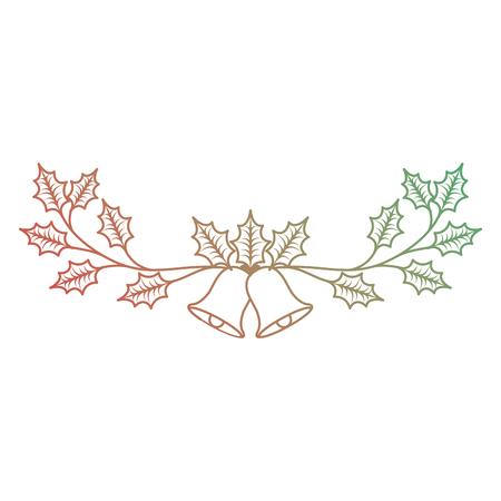 Kerst krans pictogram. Stockfoto - 89700989
