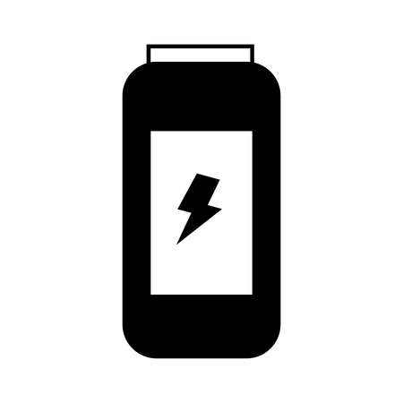 エネルギー飲み物は新鮮なビタミン設計ベクトル図