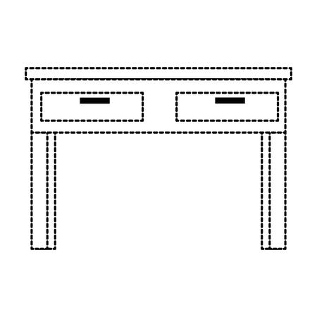 先生机分離アイコン ベクトル イラスト デザイン