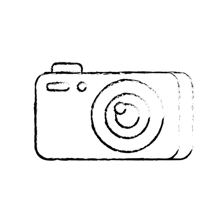 photography camera gadget studio equipment professional vector illustration Stock fotó - 89847266