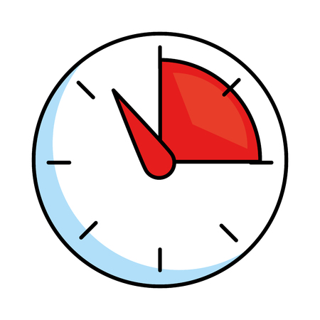 pressure gauge isolated icon vector illustration design Reklamní fotografie - 89847226