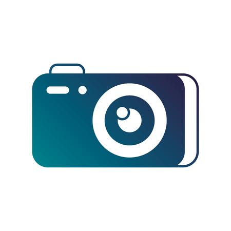 사진 카메라 가제트 스튜디오 장비 전문 벡터 일러스트 레이션