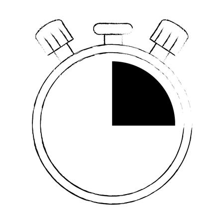 Manometer geïsoleerd pictogram vector illustratie ontwerp Stockfoto - 89854490