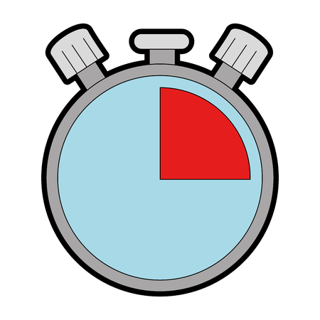 pressure gauge isolated icon vector illustration design Ilustracja