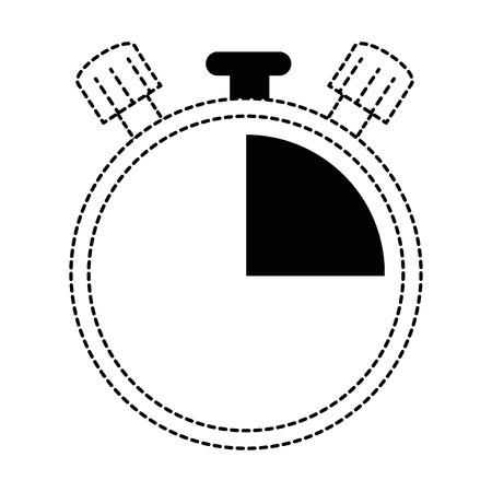 Manometer geïsoleerd pictogram vector illustratie ontwerp Stockfoto - 89879048