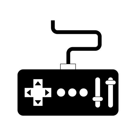 Illustration vectorielle de télécommande émetteur drone technologie Banque d'images - 89869549