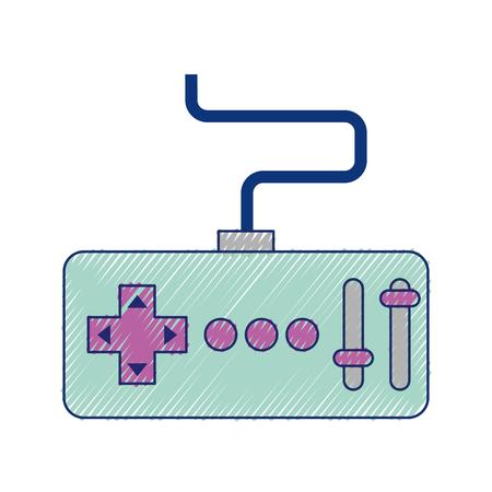 Illustration vectorielle de télécommande émetteur drone technologie Banque d'images - 89879713