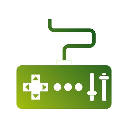 Illustration vectorielle de télécommande émetteur drone technologie Banque d'images - 89886661