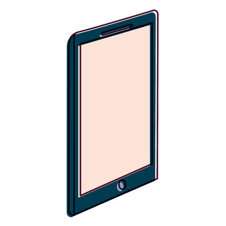 device technology tablet computer gadget vector illustration