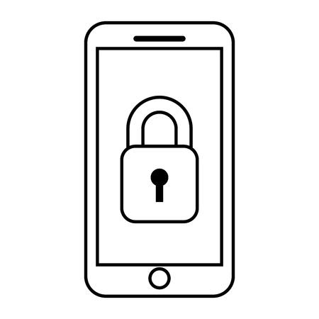 Illustrazione di vettore di accesso di sicurezza di accesso GPS di sicurezza Archivio Fotografico - 89981117