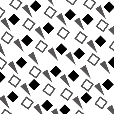 texture of geometric shapes figures pattern abstract vector illustration