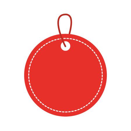 Icône de tag vide image de vecteur image design Banque d'images - 90151939