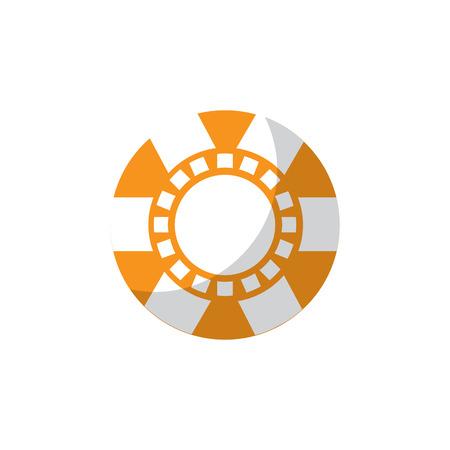 chip casino related icons image vector illustration design 版權商用圖片 - 90169064
