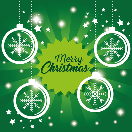 christmas sale banner background vector illustration graphic design