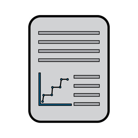 paper document icon image vector illustration design