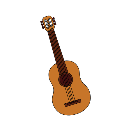 メキシコ ギター楽器音楽カーニバル デザイン ベクトル図 写真素材 - 90343826