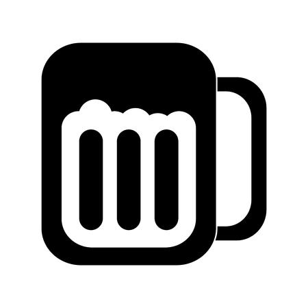 glass beer drink liquor beverage icon vector illustration 版權商用圖片 - 90340963