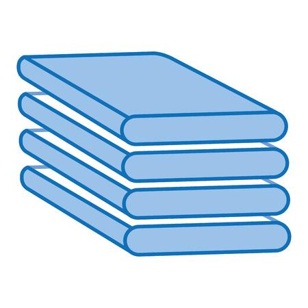 pile of folded clothes vector illustration design 向量圖像