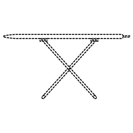 Planche à repasser icône isolé illustration vectorielle conception Banque d'images - 90403113