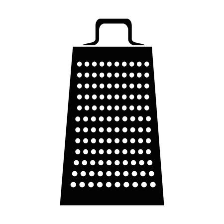 Keukenraster geïsoleerd pictogram vector illustratie ontwerp