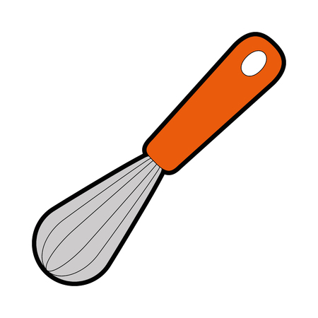 Handle mixer isolated icon vector illustration design