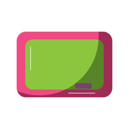schoolbord school pictogram afbeelding vector illustratie ontwerp
