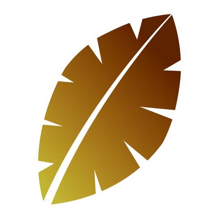 잎 야자수