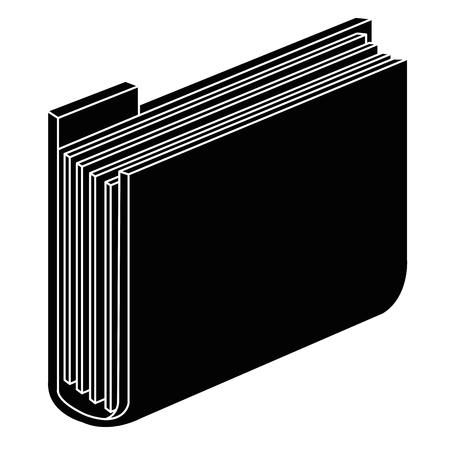 documents folder isolated icon vector illustration design