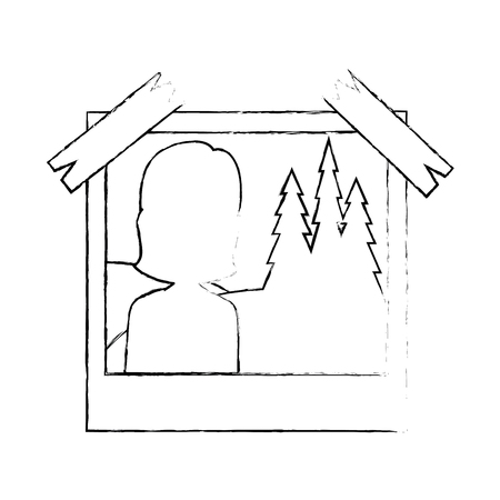 Pictures isolated icon illustration design. Illustration