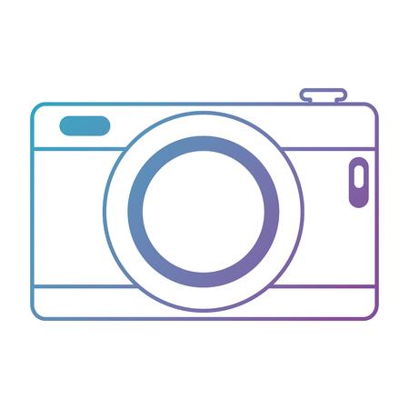Design de ilustração fotográfica fotográfico ícone vector isolado Foto de archivo - 91413638