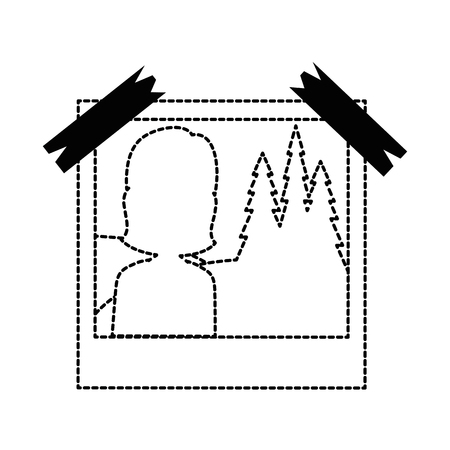 pictures photography isolated icon vector illustration design