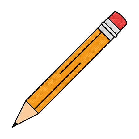 pencil write isolated icon vector illustration design