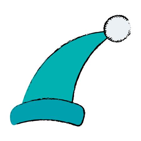 Cappello da letto isolato icona illustrazione vettoriale illustrazione Archivio Fotografico - 91439806