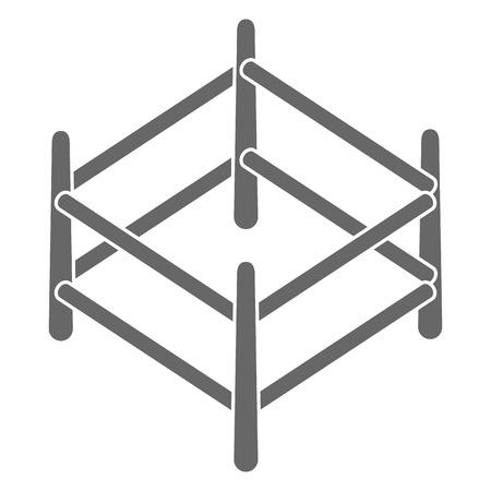 Boulier bois isolé icône du design d & # 39 ; illustration vectorielle Banque d'images - 91451578