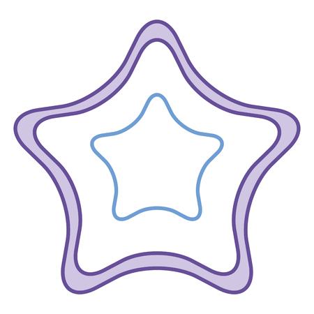 star light isolated icon vector illustration design