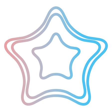 Star light isolated icon vector illustration design Illustration