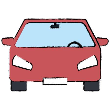 ●車車分離アイコンベクトルイラストデザイン  イラスト・ベクター素材
